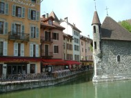 Canaux d'Annecy