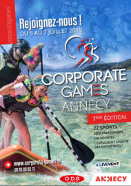 corporate games annecy
