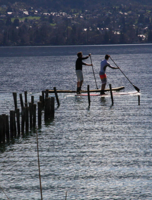 lac annecy : sup
