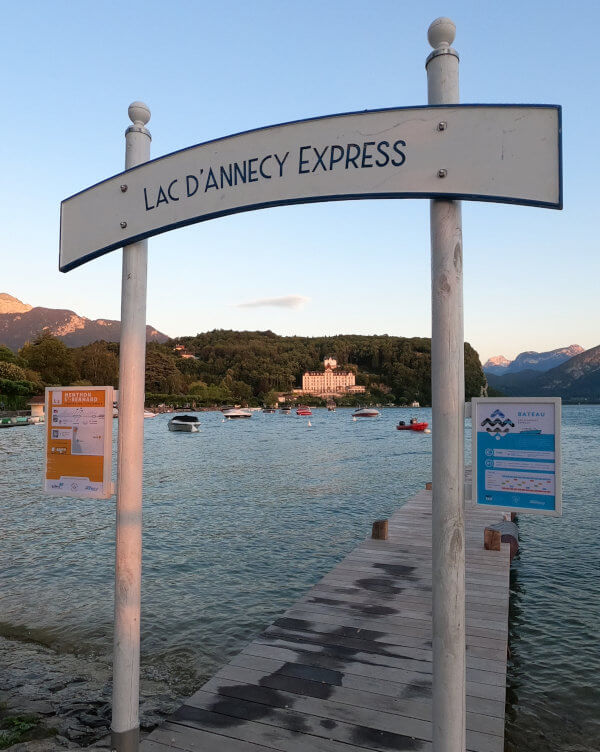 lac annecy express